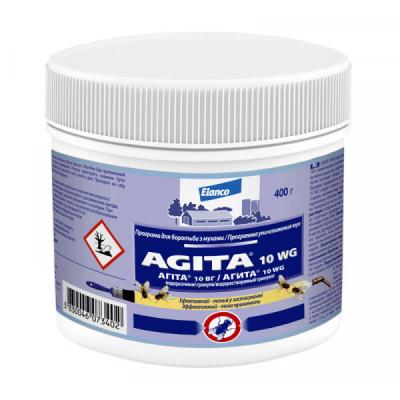Средство от мух Агита 10 WG, 400г