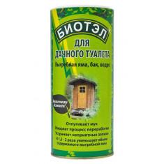 Биотэл средство для дачных туалетов, компоста, выгребных ям. 450г