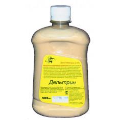 Дельтрин микрокапсулированное средство от тараканов, мух, комаров, блох, клопов