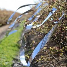 Радужная лента светоотражающая для отпугивания птиц, 90 м