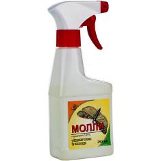 Средство от моли и кожееда Молли (спрей)