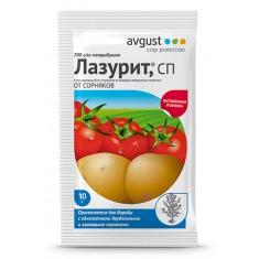 Средство в борьбе с сорняками на картофеле Лазурит СП, 10 г