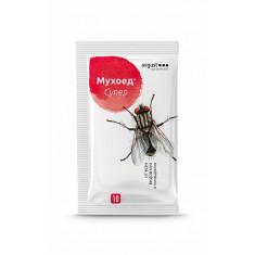 Средство от мух Мухоед Супер, 10 гр