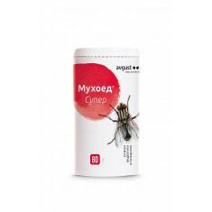 Средство от мух Мухоед Супер, 80 гр