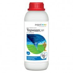Средство для борьбы со всеми видами сорняков Торнадо, 1 литр