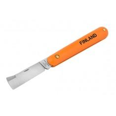 Нож прививочный с прямым лезвием 1453