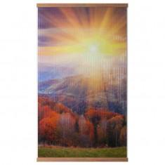 Гибкий обогреватель на стену «Домашний очаг» Осенний лес