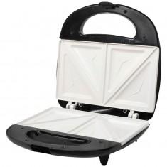 Сэндвич-тостер ENERGY EN-246, черный 750Вт