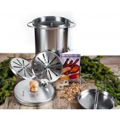 Коптильня горячего копчения HANHI (Ханхи) SMOKE 20 литров