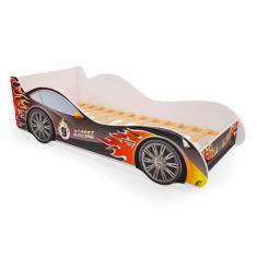 Детская кровать машина Пламя
