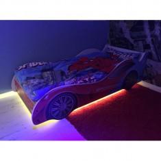 Светодиодная подсветка для кровати