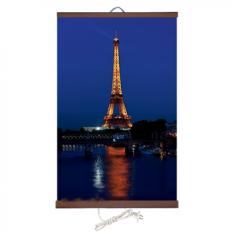 Гибкий настенный обогреватель Доброе тепло Париж