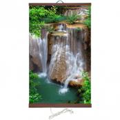 Гибкий настенный обогреватель Доброе тепло Водопад Джур Джур
