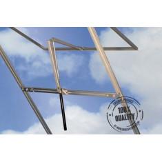 Термопривод автоматический открыватель форточки теплицы THERMOVENT (Дания)