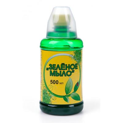Зелёное мыло от болезней и вредителей, 500 мл