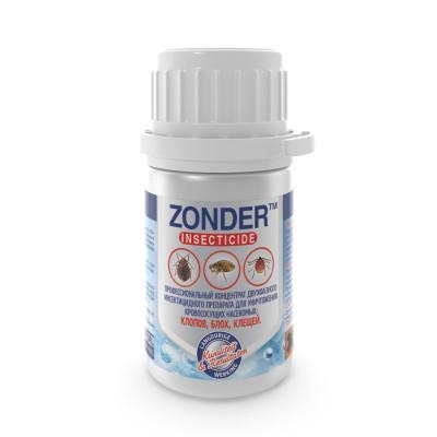 Средство от клопов, тараканов, блох Zonder (Зондер), 50мл