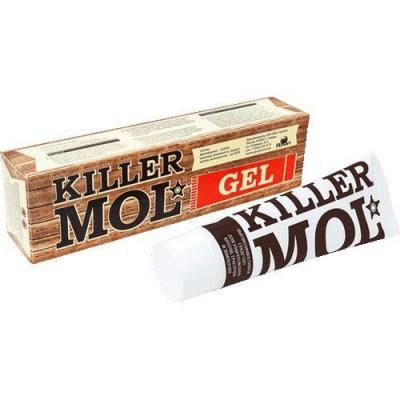 Гель от кротов KillerMol: Эффективное средство от землероек и других грызунов