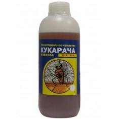 Кукарача 1 литр: Средство от клопов, тараканов, муравьев, блох