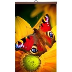 Гибкий настенный обогреватель Бабочка