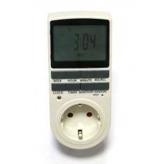 Розетка с таймером терморегулятор РТЦ-3
