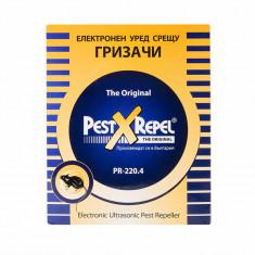 PestRepeller-4 (PR-4) ультразвуковой отпугиватель крыс и мышей