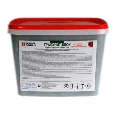 Отрава для грызунов Грызунит блок ТБ (ведро 4 кг)