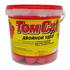 Tom Cat (Том Кот) Двойной удар приманка для грызунов (1 кг)