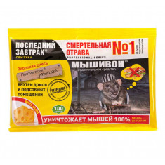Мышивон зерновая смесь «Последний завтрак» (100 г)