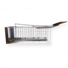 Крысоловка-клетка металл+сетка