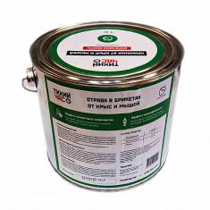 Отрава для грызунов Тихий Час брикеты орех (1 кг)