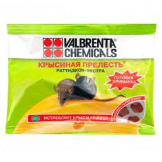 Отрава для грызунов Раттидион-экстра ваниль со сливками (100 г)