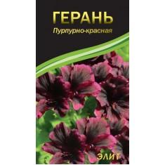 Семена Герань (Пеларгония) Пурпурно-красная