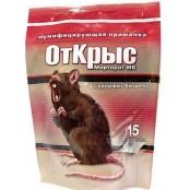 Морторат Мумифицирующая приманка от крыс и мышей 150 г