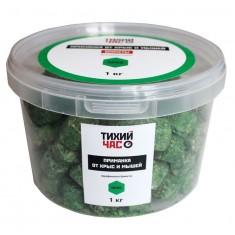 Тихий Час: Отрава-приманка для грызунов 1 кг