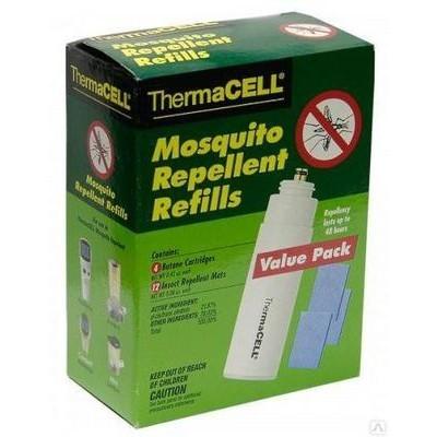 Дополнительный комплект для отпугивателя комаров ThermaCELL®, на 48 часов